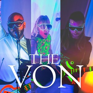 The Von - Rock/Cover Band