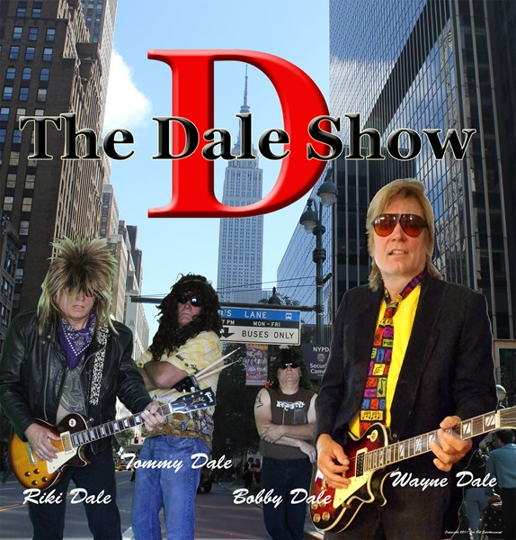 The Dale Show - Classic Rock Band - Ashland, MA