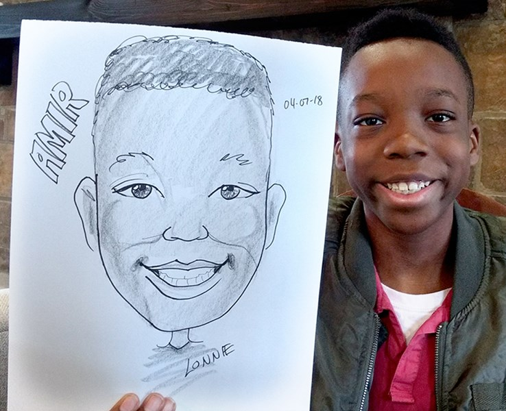 Caricatures by Lonnie - Caricaturist - Fort Mill, SC