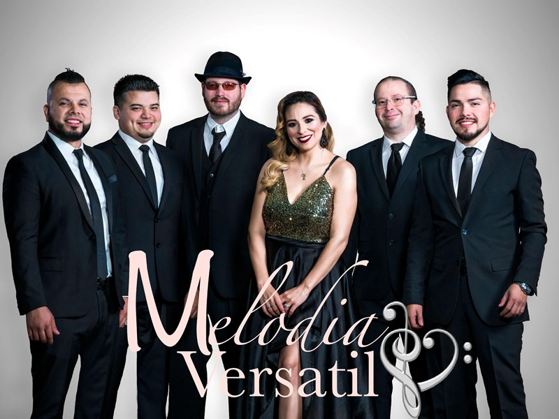 Melodia Versatil  | Latin Band - Latin Band - Los Angeles, CA