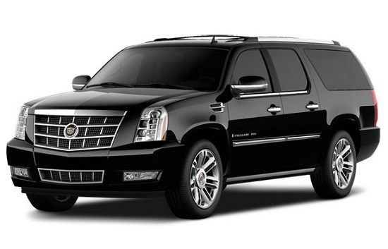 An Escalade ESV for executive style