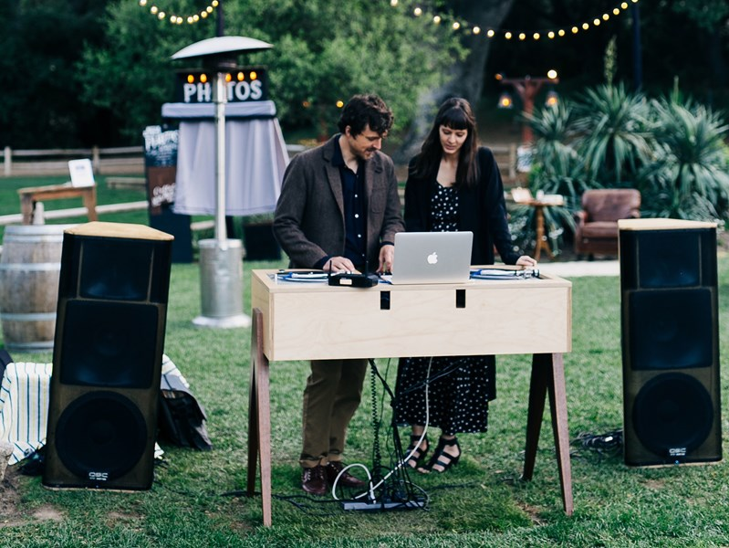 LA Underground DJ via Weddings By Sabrina  - DJ - Los Angeles, CA