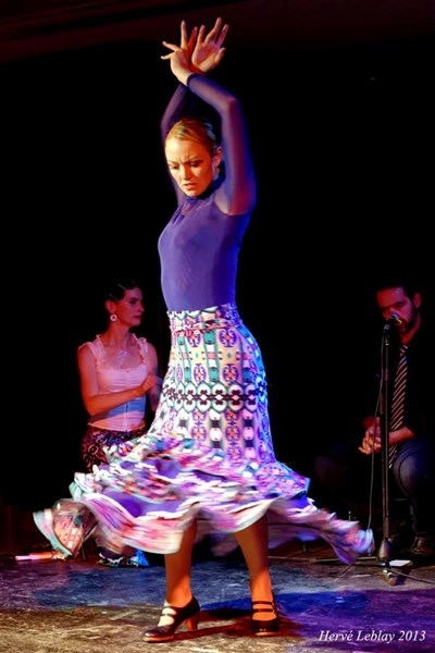 La Ali - Triana Project - Flamenco Band - Toronto, ON