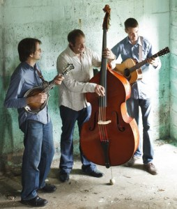 Matt Flinner Trio - Bluegrass Band - Ripton, VT