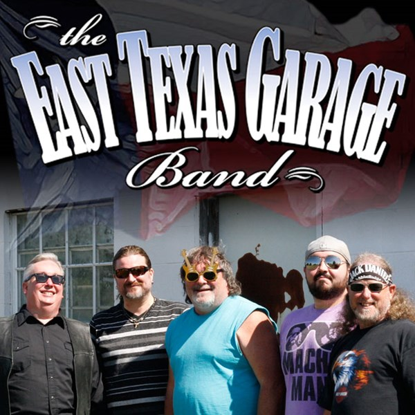 The East Texas Garage Band - Classic Rock Band - Terrell, TX