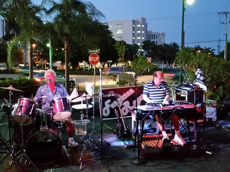 FERGUSON & ROGERS BAND - Oldies Band - Naples, FL