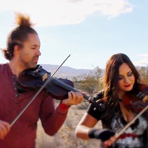 Delta Junction Chamber Music Duo | Chris and Laurann