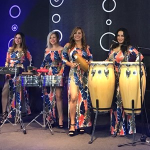 Big Pine Key Dance Band | Divas All Star (Latin Female Band)