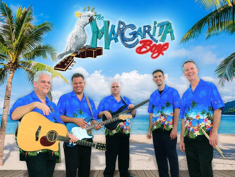The Margarita Boys - Beach Band - Orlando, FL