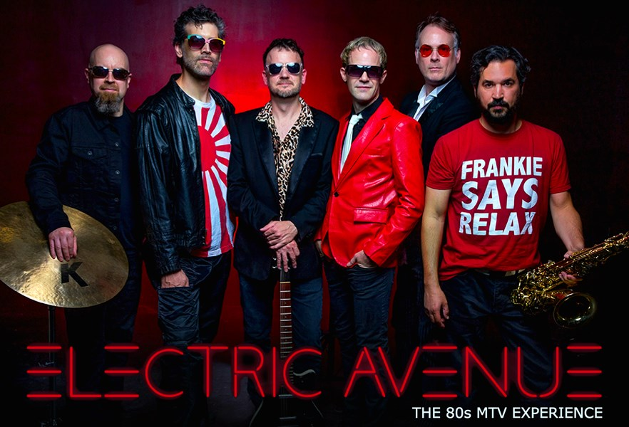Electric Avenue - The 80s MTV Experience - 80s Band - ATL, GA