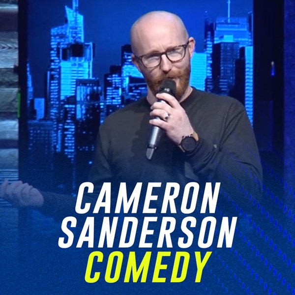 Cameron Sanderson Comedy - Clean Comedian - Fort Worth, TX