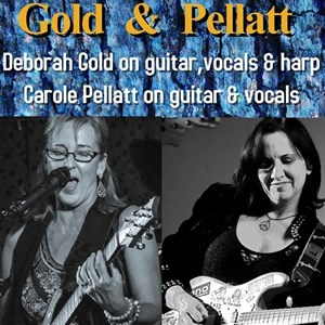 Deborah Gold and Carole Pellatt Duo
