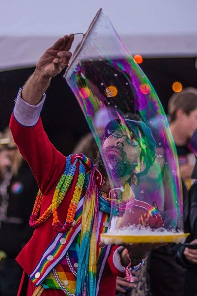 Magic Bubbles and Balloons - Circus Performer - Oakland, CA