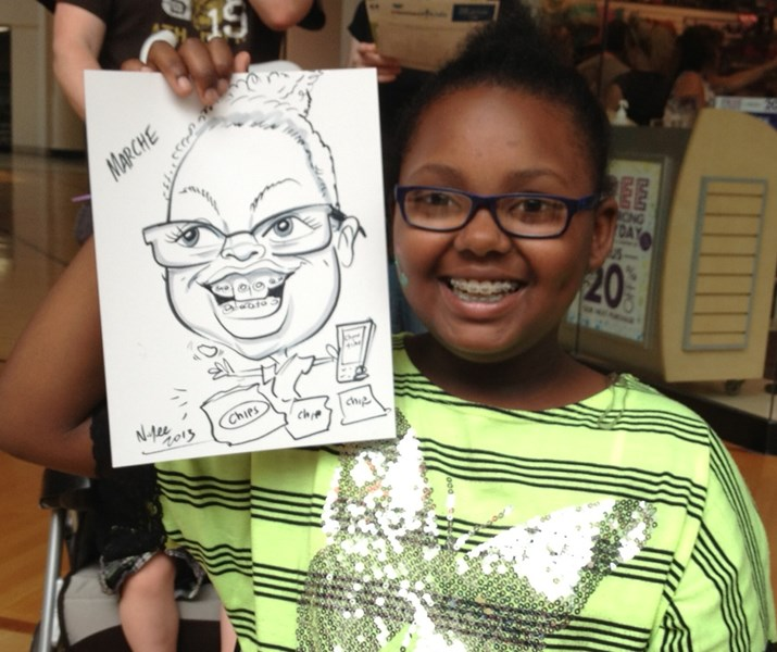 caricatures by vincent yee caricaturist seattle wa