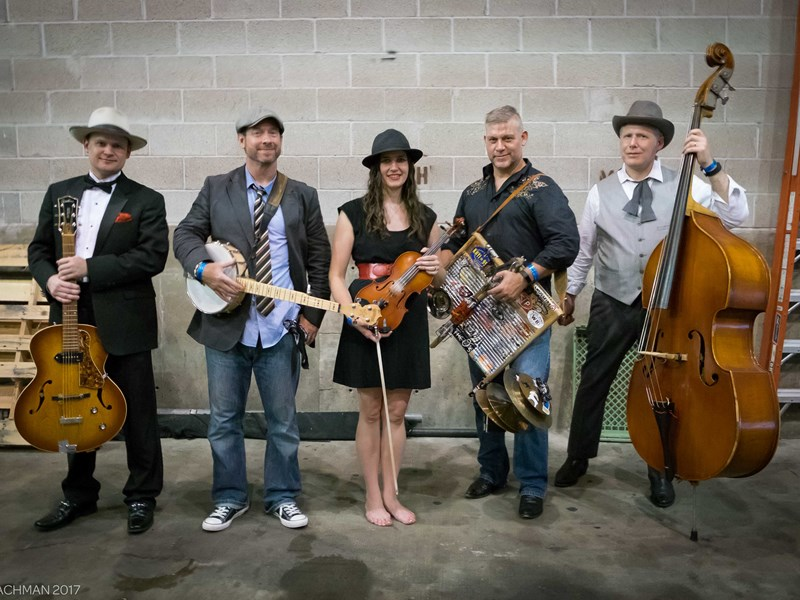 The Bodarks - Americana Band - Variety Band - Dallas, TX