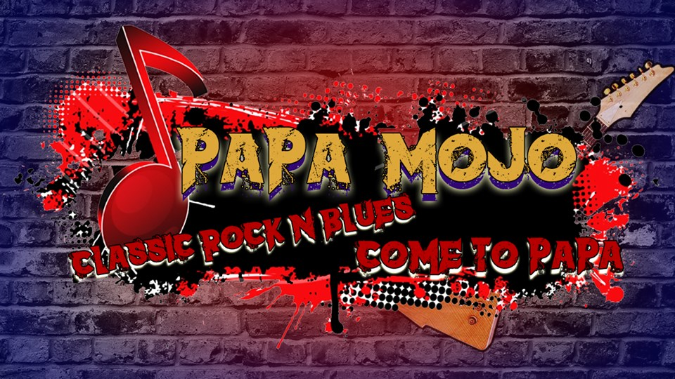 PAPA MOJO - Cover Band - Oil City, PA