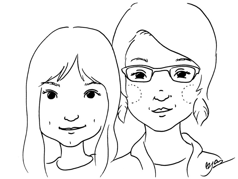 Doodlebooth - Caricaturist - Chicago, IL