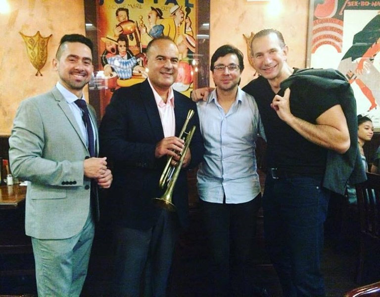 Paraíso Band (David Freyre)  - Latin Band - New York City, NY