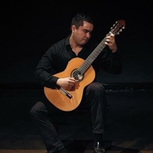 Norman Park Acoustic Guitarist | Thomas Clippinger
