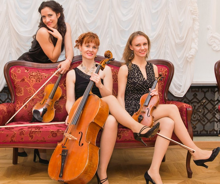Classical Trio Vivo! - Classical Trio - Boston, MA