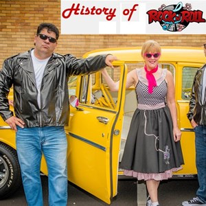 Farmingdale, NY Cover Band | History of Rock and Roll
