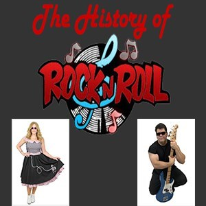 Roosevelt 80s Band | History of Rock and Roll