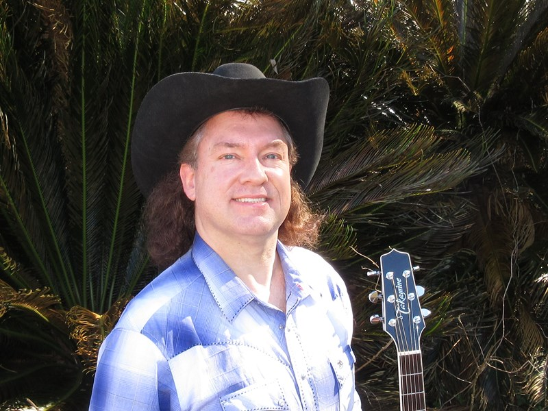 Curt Sheldon - Country Singer - Houston, TX