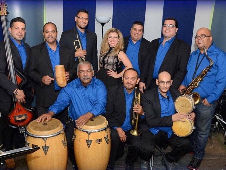 Grupo Encanto - Salsa Band - New York City, NY