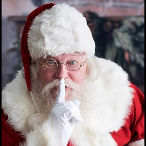 Mifflin Santa Claus | Must Be Santa