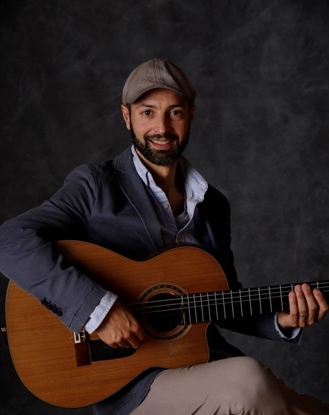 Brazilian, flamenco, Latin, classical, jazz guitar - Brazilian Acoustic Guitarist - San Francisco, CA