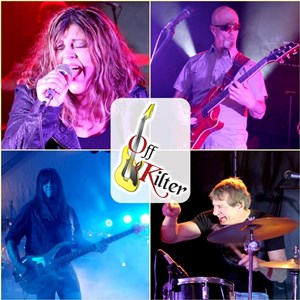 Rock City Falls 80s Band | Off Kilter