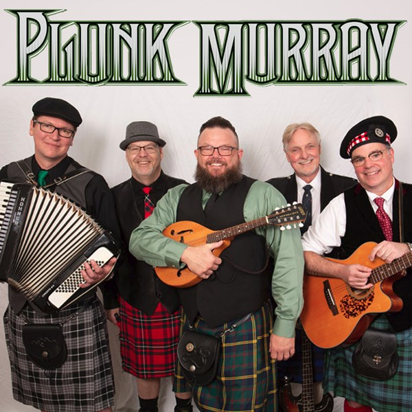 Plunk Murray - Irish Band - Dallas, TX