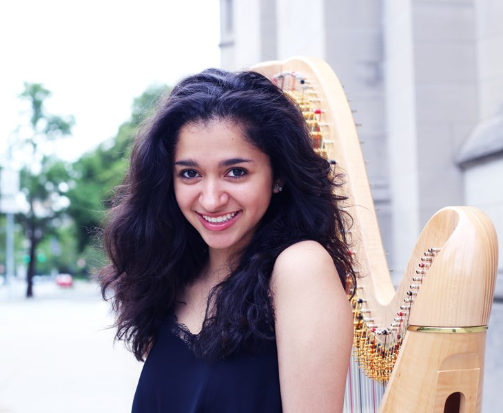Dominique Moreno  - Harpist - New York City, NY