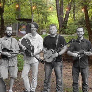 Swannanoa, NC Bluegrass Band | Hot Trail Mix