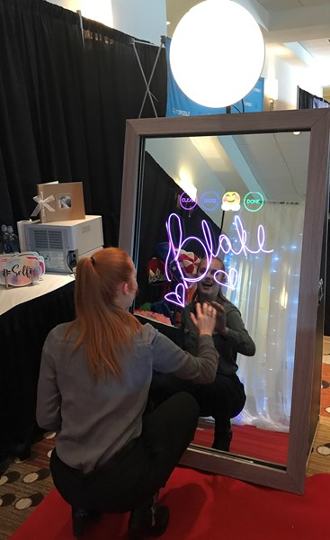 InstaGLAM Mirror Photo Booth - Photo Booth - Ponte Vedra Beach, FL