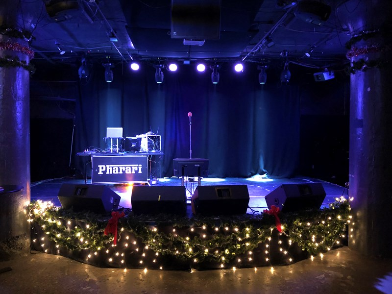 Electric Factory Holiday Party 2017