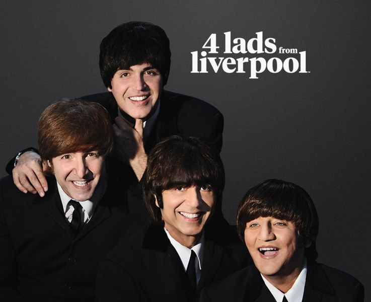 4 Lads From Liverpool - Beatles tribute - Beatles Tribute Band - Los Angeles, CA