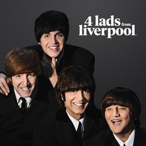 4 Lads From Liverpool - Beatles tribute