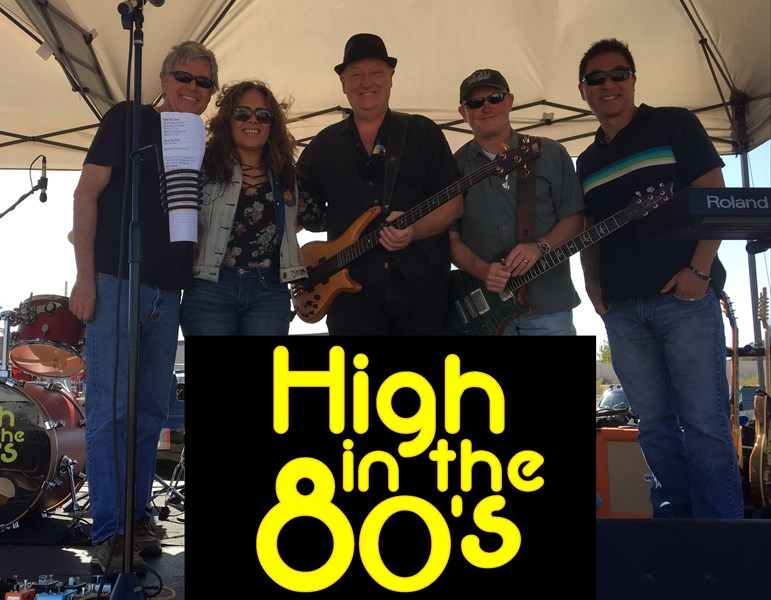 High in the 80's - Cover Band - Mission Viejo, CA