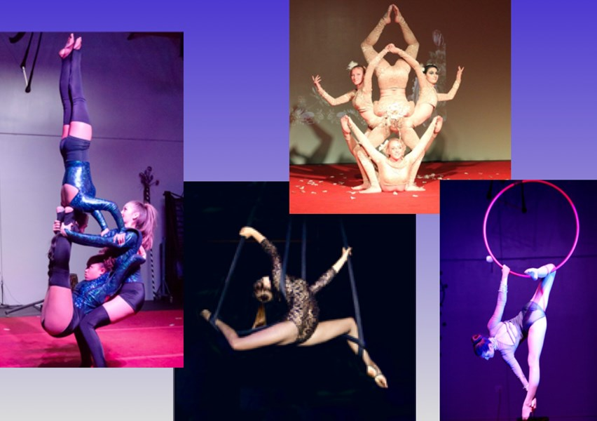 AcrOvation - Circus Performer - Redlands, CA