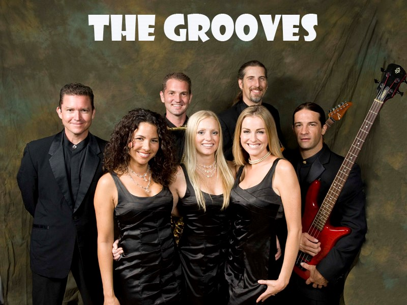 The Grooves Dance Band - Cover Band - San Antonio, TX