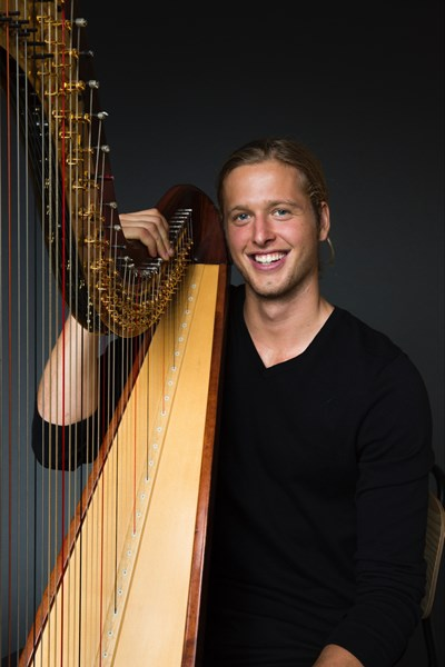 Music by Hunter - Harpist - Newport Beach, CA