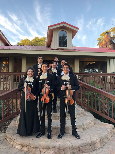Mariachi Alma de Tejas October 2017