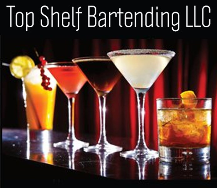 Top Shelf Bartending LLC - Bartender - Oxford, PA