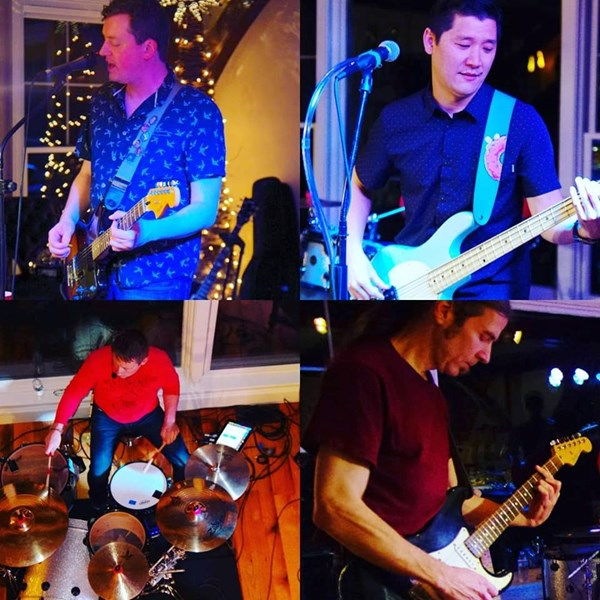 Reckless - Cover Band - Waltham, MA