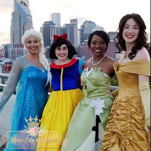 Nashville, TN Costumed Character | Music City Princesses and Live Characters