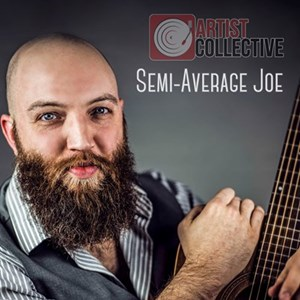 Black Rock Acoustic Guitarist | Semi-Average Joe - The Modern Day Bard