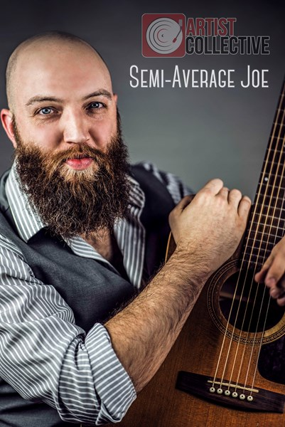 Semi-Average Joe - The Modern Day Bard - Acoustic Guitarist - Memphis, TN