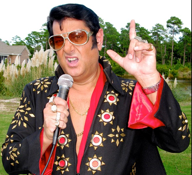 Marc As Elvis! - Elvis Impersonator - Wilmington, NC