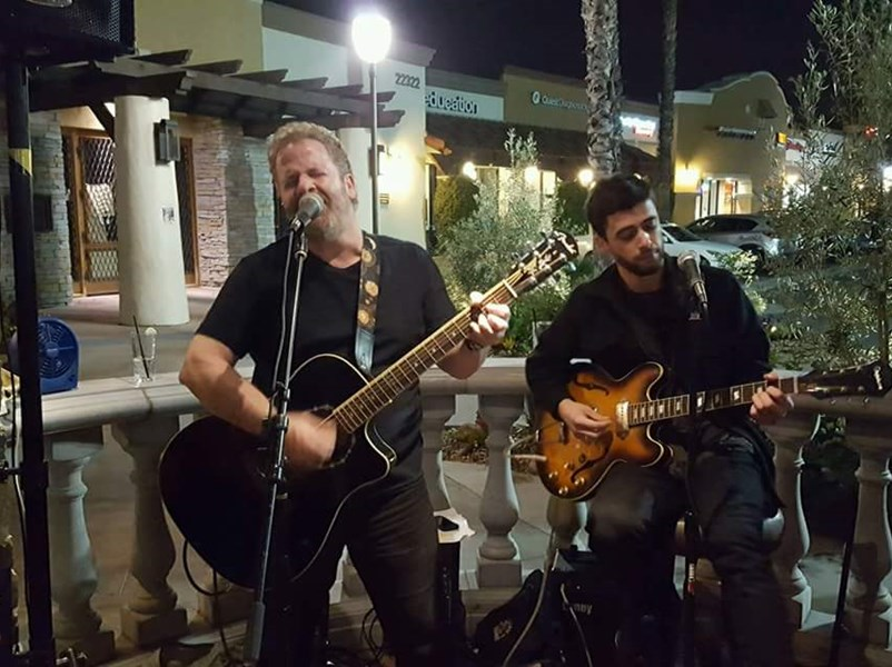 The Battles - Acoustic Band - Trabuco Canyon, CA